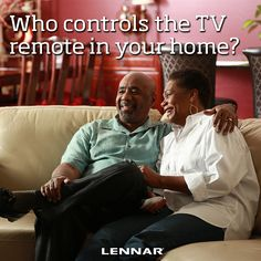 This should be interesting! Tell us: who controls the TV remote in your home?