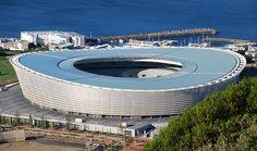 Football stadium, Cape Town