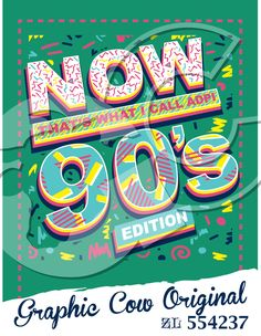 Now That's What I Call 90s neon Alpha Omicron Pi decades #grafcow