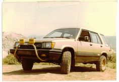 TOYOTA TERCEL & TERCEL 4WD