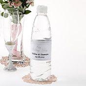 Acqua Bottiglia personalizzata Sticker - Our ... – EUR € 5.77
