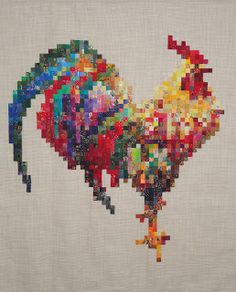 Quilt in Beauce, Beauce - Textile Arts: CHARM QUILTS