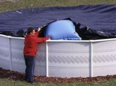 Article: how to open/close your above-ground swimming pool for the winter