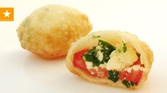 Пирожки Бомбочки с самой вкусной начинкой! Рецепт без яиц и дрожжей от Мармеладной Лисицы - YouTube