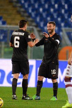 <2014.11.09 AS Roma(3-0)Torino>