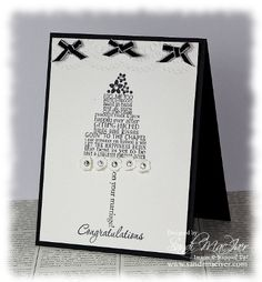 I had so much fun creating with the Love & Laughter Stamp Set from Stampin Up, I shared details here:  http://stampingwithsandi.com/love-laughter-a-play-on-words/