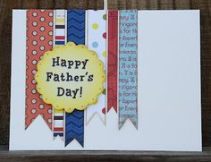 "Card by Allison Davis using the ""Noah"" paper collection."