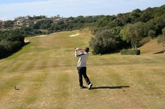 First day of the Spanish International #Amateur Open Copa SM El Rey at La Reserva Golf Club, #Sotogrande (#CostaDelSol, Spain) #golf https://www.facebook.com/joinsotoluxury