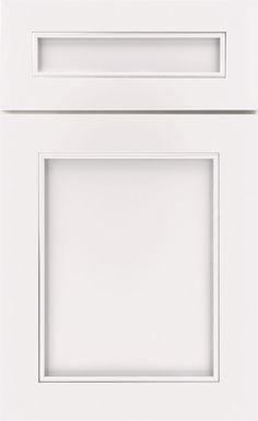 Leeton Cabinet Door Style - Semi-Custom Cabinetry by Diamond
