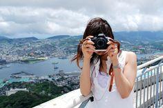 NIKON(ニコン)のカメラ NIKON D60で撮影した人物(カメラ女子)の写真(画像)