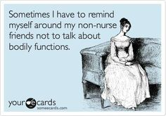 I forget people don't enjoy the details of labor and delivery as much as I do...