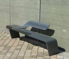 Exterior benches | Street furniture | Wave | Concept Urbain. Check it out on Architonic