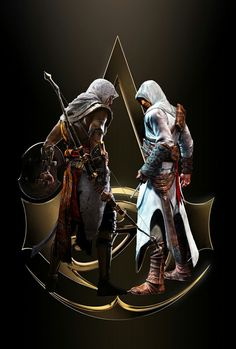 Assassin's Creed: Origins-The original and the first assassin, but which one am I referring to? Assassins Creed Hoodie, Assassins Creed Black Flag, Assassins Creed Series, Assassins Creed Unity, Assassins Creed Origins, Assassin's Creed Wallpaper, Hd Wallpaper, Wallpapers, Connor Kenway