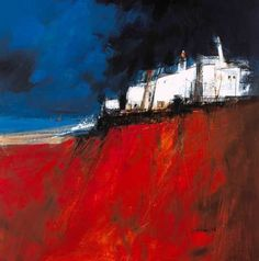 The most recently published of James Somerville's limited edition giclee prints, Sea View has been produced as a smaller size to allow collectors with limited space to enjoy his work. Description from watersidearts.co.uk. I searched for this on bing.com/images