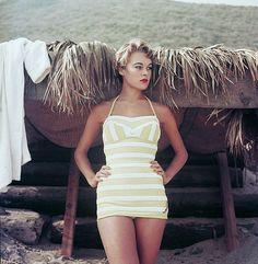 photography by Milton Greene c. 1950s