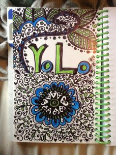 Yolo drawing sharpie