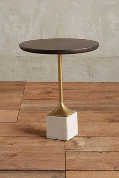 Pendulum Side Table Anthropologie  $268
