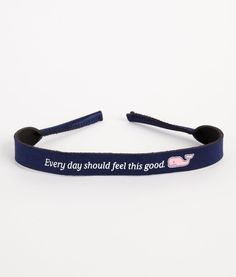In Navy!  Accessories for the Sun: Every Day Should Feel This Good Croakies - Vineyard Vines