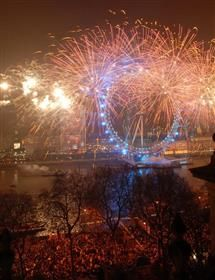 Hong Kong shows off fireworks! -Zach Jonesmay Happy New Year!