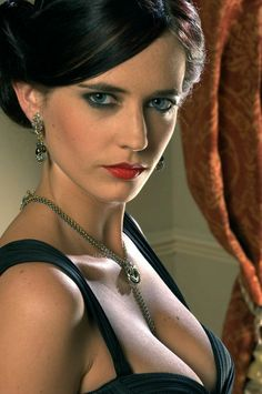 Eva Green born 6 July, 1980 (age in Paris, France. She is famous French actress and model best known as Eva Green. Eva Green Casino Royale, Best Bond Girls, Beautiful Celebrities, Beautiful Women, Actress Eva Green, Isabelle Adjani, Casino Dress, Actrices Hollywood, Catherine Deneuve