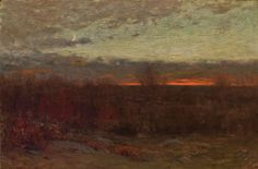February 23, 2013 Interesting Facts About Tonalist Paintings   Plein Aire in Maine