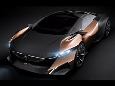 Peugeot Debuts Onyx Supercar Concept—It Has Copper Doors! Peugeot Debuts Onyx Supercar Concept—It Has Copper Doors! Luxury Sports Cars, Cool Sports Cars, Lamborghini, Ferrari, Bmw I8, Concept Cars, Bugatti Concept, Diesel, Psa Peugeot Citroen