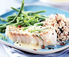 Pour une dîner gourmand et facile à réaliser, découvrez notre recette du cabillaud au riz sauvage et haricots verts.