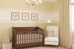 neutral nursery ideas | Perhaps you've envisioned how your child's nursery will look long ...