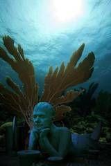 "Cancun Underwater Museum: ""Garden of Hope"" sculpture Underwater Sculpture, Underwater Art, Sculpture Museum, Art Museum, Beautiful Places To Visit, Beautiful World, Sunken City, Best Scuba Diving, Fishing Photography"