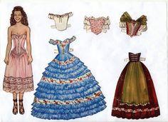 Empress Elisabeth and emperor Franz joseph paper dolls - Onofer-Köteles Zsuzsánna - Picasa Webalbum