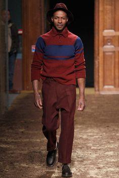 Umit Benan Fall 2014 Menswear Collection Slideshow on Style.com