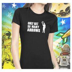 Walking Dead Daryl's Arrows Daryl Dixon Women's T-Shirt Walking Dead... ($25) ❤ liked on Polyvore