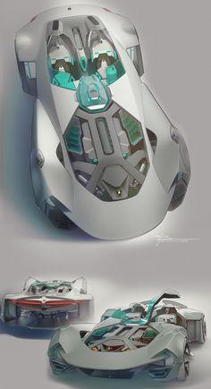 2022 Lamborghini Quanta // LP 1000-4 on Behance