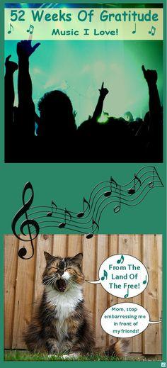 #52WeeksOfGratitude #Music #praise #music  #atattooonhispalm