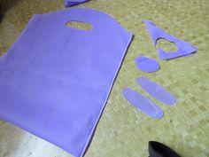 6 fica assim costura na overlok as laterais ou quem nao tem overlok reta mesmo ou como quiser os retalhos invente algo para decorar