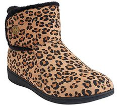 Vionic with Orthaheel Technology Womens Vanah Boot Tan Le...