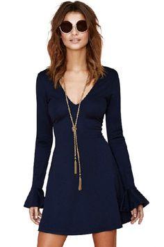 sexy-cutout-back-a-line-navy-dress