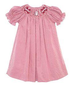 Look what I found on #zulily! Mississippi State Bulldogs Bishop Dress - Infant, Toddler & Girls #zulilyfinds