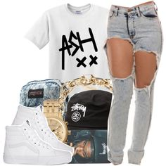 stussy A.S.A.P., created by msyorkieluver on Polyvore