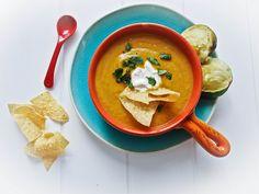 Easy healthy soup.