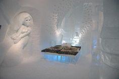 Icehotell Jukkasjärvi Sweden