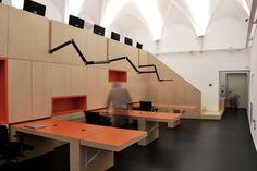 A917 corporate headquarters by nuvolaB architetti associati, Pisa – Italy