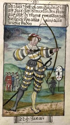 That is a magnificent slashy poof outfit! Matthäus Schwarz of Augsburg (1497-1574).