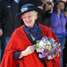 Queen Margrethe, May 3, 2017   Royal Hats