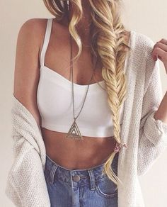 Fishtail Braid | TheRawEdit