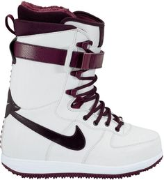 #Nike Zoom Force 1 Wind & Wine #Snowboard #Boots #Zumiez
