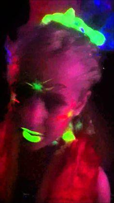 Glow In The Dark Party Ideas Milwaukee Waukesha WI