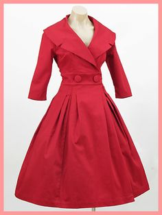 Love the Red... and the style!