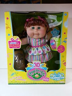 Cabbage Patch Kids 2013 Limited Edition 30th Anniversary ~ Kimber Emily Jakks Pacific http://www.amazon.com/dp/B00PWRCY6Y/ref=cm_sw_r_pi_dp_fy5Fub1QNZZBZ