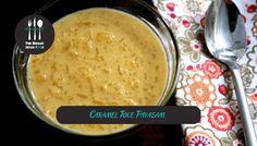 Caramel Rice Payasam